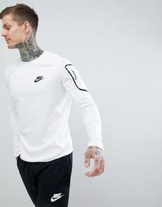 Белый свитшот Nike AV15 886792-100 - Белый
