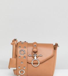 Светло-коричневая сумка через плечо Glamorous - Рыжий