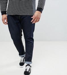 Темно-синие джинсы узкого кроя Jacamo Plus - Синий