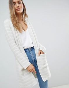 Легкая куртка в полоску Zibi London - Мульти