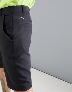 Черные шорты Puma Golf Pounce 57232401 - Черный