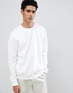 Белый свитшот Burton Menswear - Белый