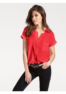 Шелковая блузка ASHLEY BROOKE by Heine