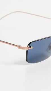 Oliver Peoples Eyewear Daveigh Sunglasses