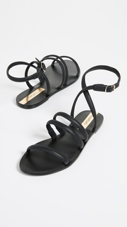 KAANAS Diamantina Strappy Sandals