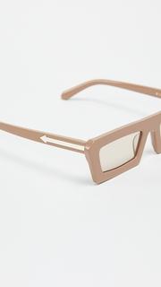 Karen Walker Shipwrecks Sunglasses