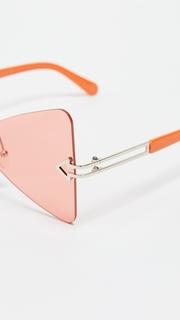 Karen Walker Paradise Sunglasses