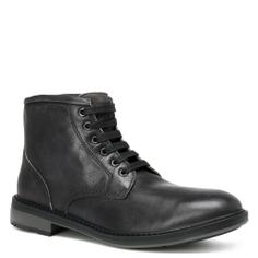 Ботинки GEOX U641YC черный