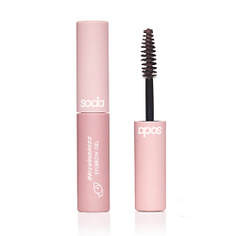 SODA EYEBROW GEL #browbusiness ГЕЛЬ ДЛЯ БРОВЕЙ 002 DAILY FIX