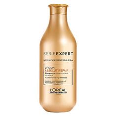 LOREAL PROFESSIONNEL Шампунь для восстановления поврежденных волос Serie Expert Absolut Repair Lipidium 300 мл