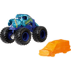 "Базовая машинка Hot Wheels ""Monster Jam"" Crushstation Mattel"