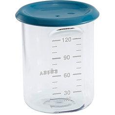 Контейнер для хранения Baby Portion 120мл, Beaba, синий BÉaba
