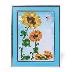 """Картины мозаикой """"Подсолнухи"""", 5 цветов Molly"""