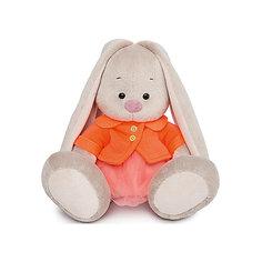 Мягкая игрушка Budi Basa Зайка Ми в оранжевой куртке и юбке, 23 см