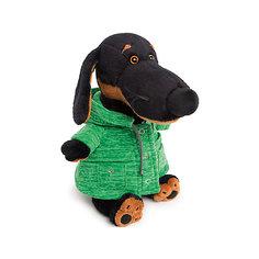 "Мягкая игрушка Budi Basa Ваксон в зеленой куртке ""B&Co"", 25 см"
