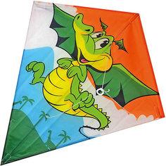 """Воздушный змей """"Динозаврик"""", 60х70 см X Match"""