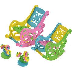 """Мягкий 3D-пазл """"Мебель"""" (5 дизайнов) Schreiber"""