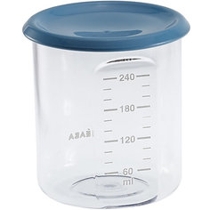 Контейнер для хранения Maxi Portion 240мл, Beaba, синий BÉaba
