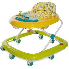 Ходунки Baby Care Corsa, желтый