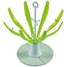 """Сушка для бутылочек складная Beaba """"Flower Foldable Drain Rack"""", зеленая BÉaba"""