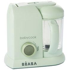 "Блендер-пароварка Beaba ""Babycook Macaron Vanilla"", мятная BÉaba"