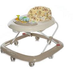 Ходунки Baby Care Corsa, бежевый