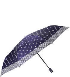 Автоматический зонт с куполом из сатина Doppler