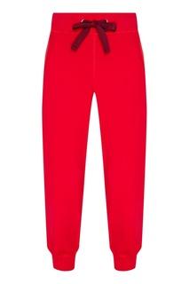 Красные спортивные брюки Sport Angel