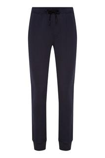 Черные брюки со шнурком Calvin Klein