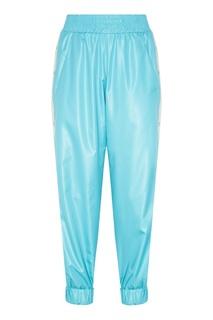 Голубые брюки с лампасами Sport Angel