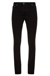 Черные прямые джинсы Msgm
