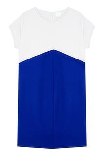 Шерстяное платье color-block The Dress