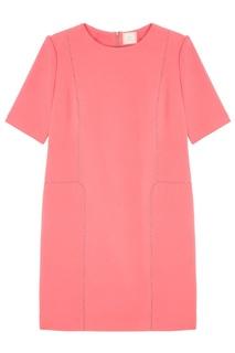 Розовое платье-футляр The Dress