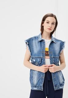 Жилет джинсовый Mossmore