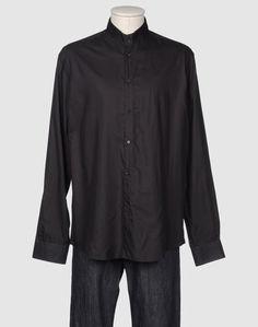 Рубашка с длинными рукавами Versace
