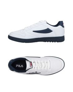 Низкие кеды и кроссовки Fila