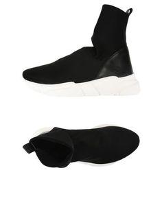 Высокие кеды и кроссовки Unlace