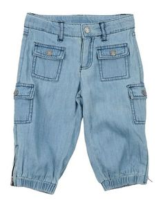 Джинсовые брюки Brums