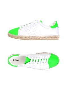 Низкие кеды и кроссовки Edwa