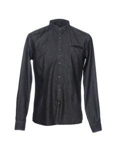Джинсовая рубашка #Outfit