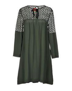 Короткое платье Mariuccia