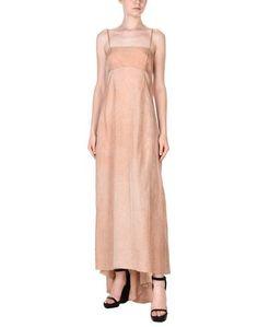 Длинное платье Uma Wang