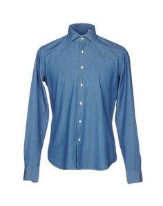 Джинсовая рубашка L.B.M. 1911