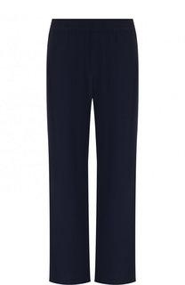 Однотонные широкие брюки с эластичным поясом Escada Sport