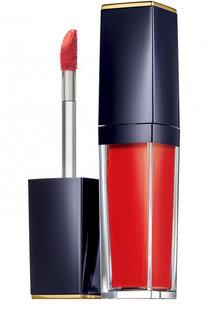 Жидкая губная помада винил Pure Color Envy, оттенок 305 Patently Peach Estée Lauder
