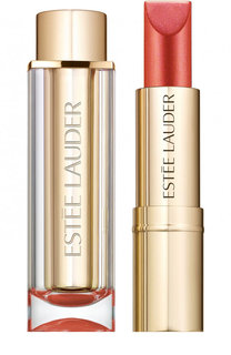 Помада для губ Pure Color Love, оттенок 380 Galactic Gold Estée Lauder