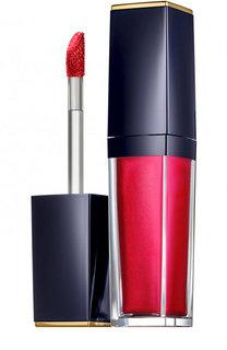 Жидкая губная помада металлик Pure Color Envy, оттенок 312 Liquid Tulip Estée Lauder