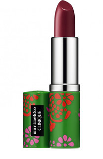 Помада для губ Marimekko Pop Lip Colour + Primer, оттенок 15 Berry Pop Clinique