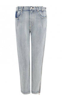 Укороченный джинсы с потертостями 3.1 Phillip Lim