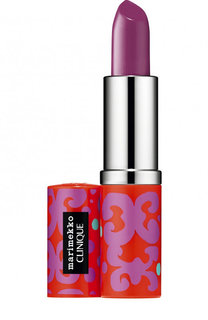 Помада для губ Marimekko Pop Lip Colour + Primer, оттенок 16 Grape Pop Clinique